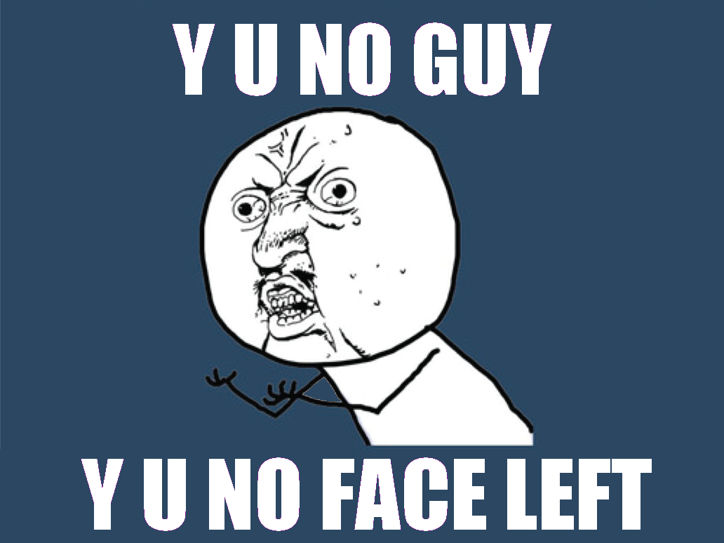 y u no meme blank - photo #9
