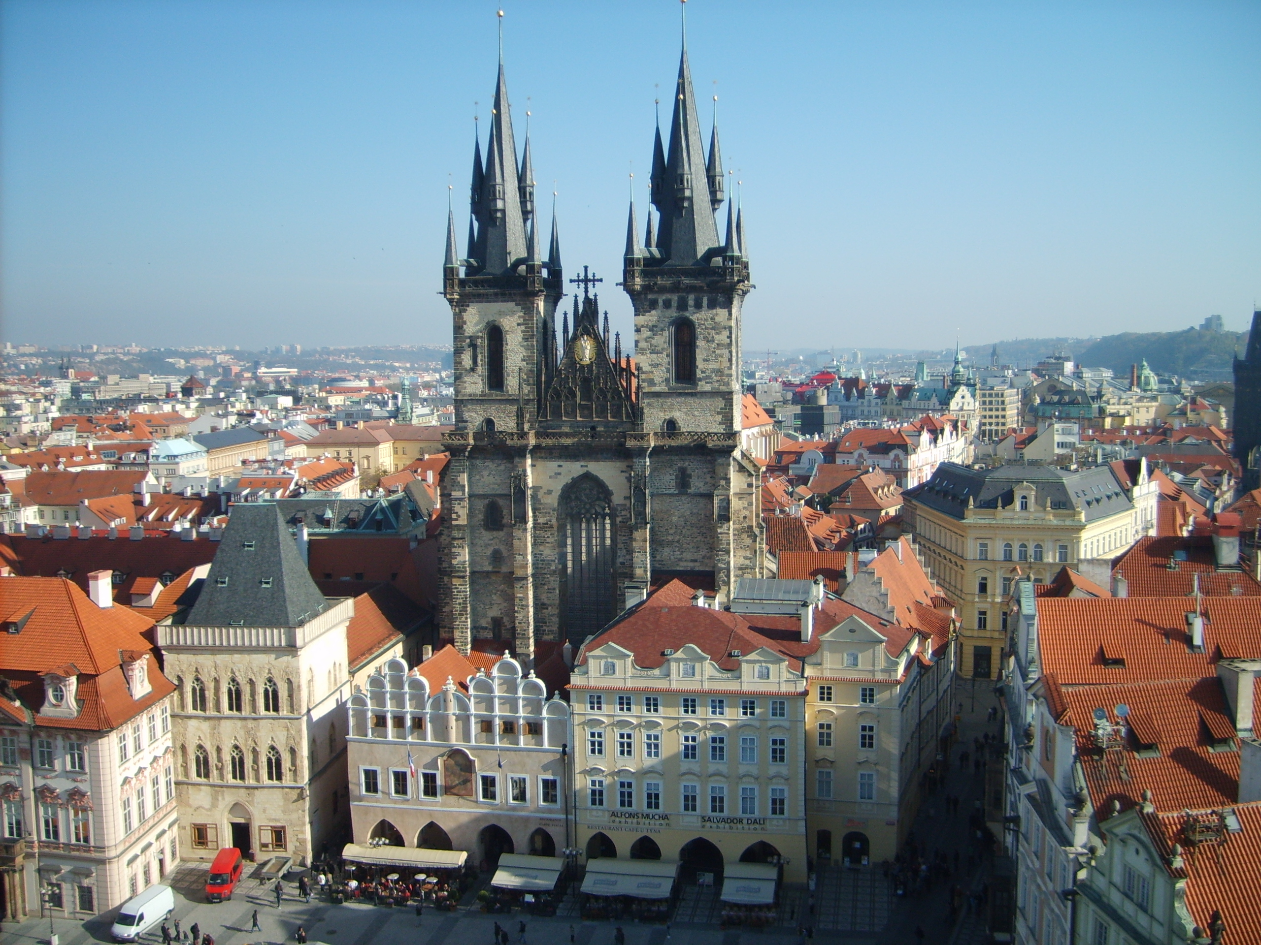 World Travel: Prague