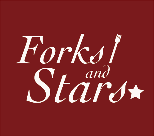 forks and stars logo